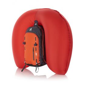 Arva R32 Airbag Reppu, orange